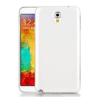 Силиконов гръб за Samsung Galaxy Note 3 Neo - прозрачен