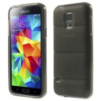 Body Armor твърд гръб за Samsung Galaxy S5 mini G800 - сив
