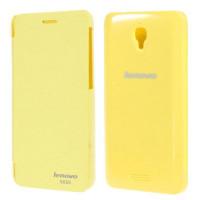 Калъф за Lenovo S660 - жълт