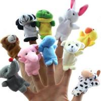 10 броя играчки за пръсти
