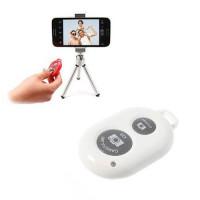 Безжично Bluetooth дистанционно за самоснимачка на мобилни телефони