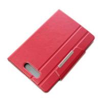 Универсален калъф за 9 инчов таблет - червен