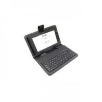Калъф с клавиатура MBB за 7 инчов таблет - Черен