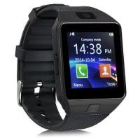 DZ09 смарт часовник със слот за сим карта - черен