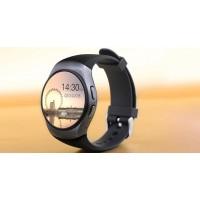 Смарт часовник Smart technology KW18, SIM карта, 3G, черен
