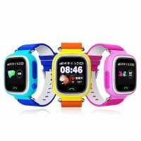 Детски смарт часовник GSM и GPS Smart Watch Q80